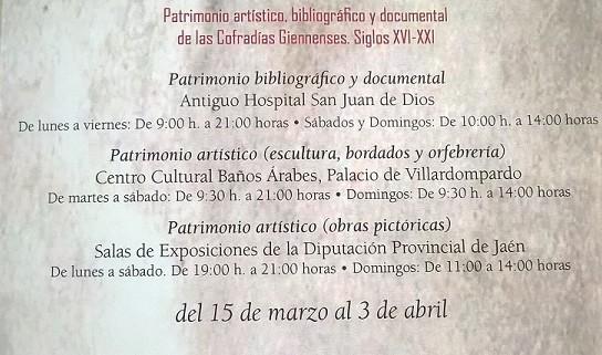 passioetgloriahorarios