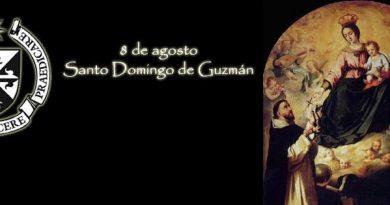 La Hermandad celebra junto a las Madres Dominicas la Fiesta de Santo Domingo de Guzmán