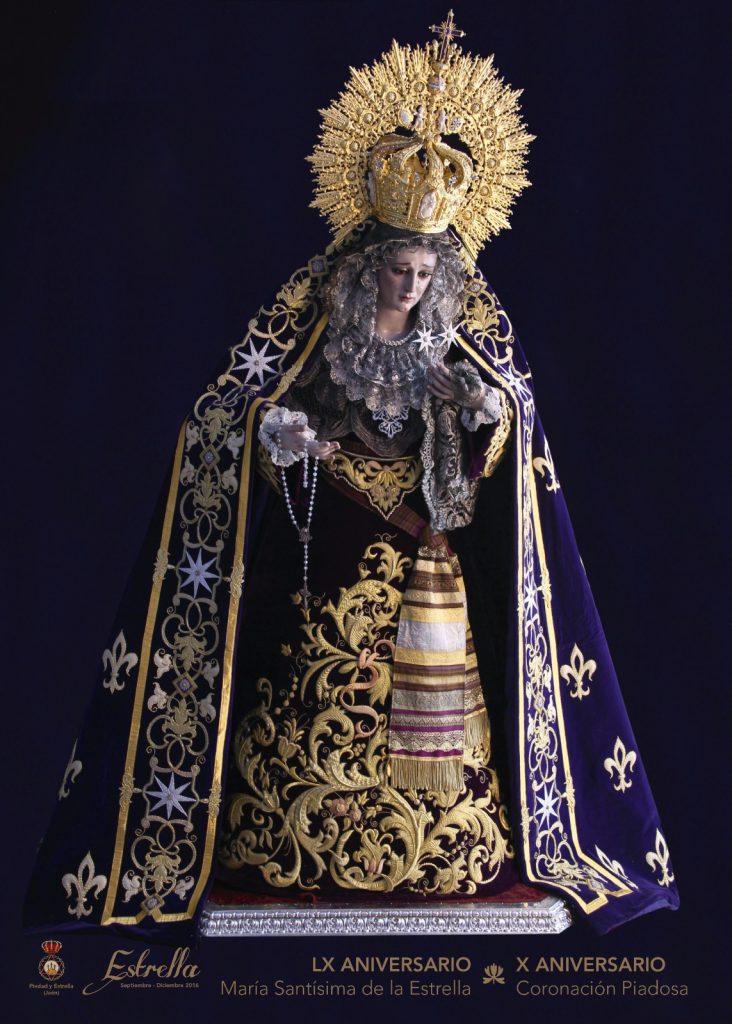 Cartel LX Aniversario María Stma. de la Estrella