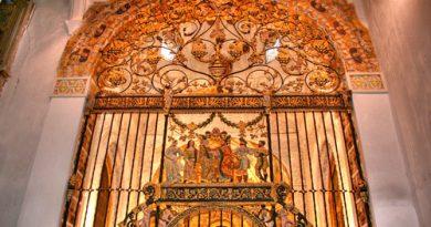Visita a la Santa Capilla de S.Andrés y judería