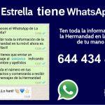 La Estrella tiene Whatsapp