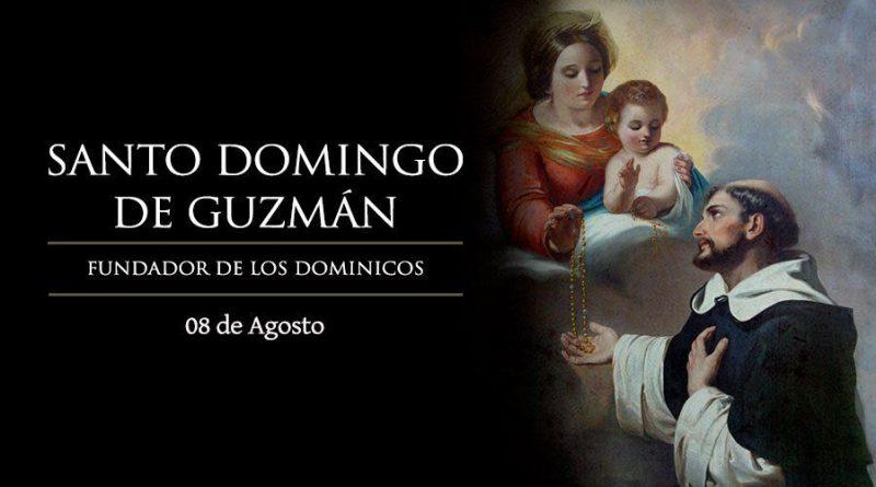 Fiesta en Honor a Santo Domingo de Guzmán