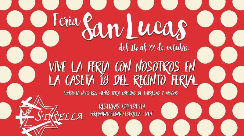 Celebra San Lucas en Hermandad