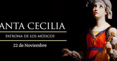 Festividad de Santa Cecilia