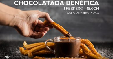 Chocolatada Benéfica