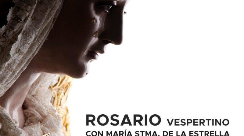 Rosario Vespertino de Mª Stma. de la Estrella 2021
